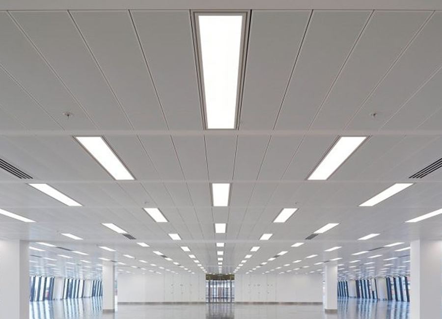 Office Led Lighting Baseline