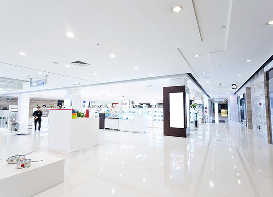 Retail Led Lighting Baseline